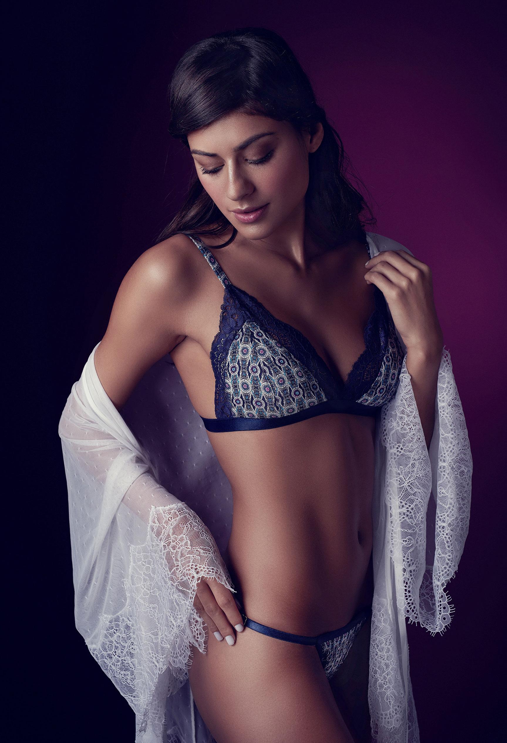 Талита Пирез в нижнем белье Agua Fresca / фото 06