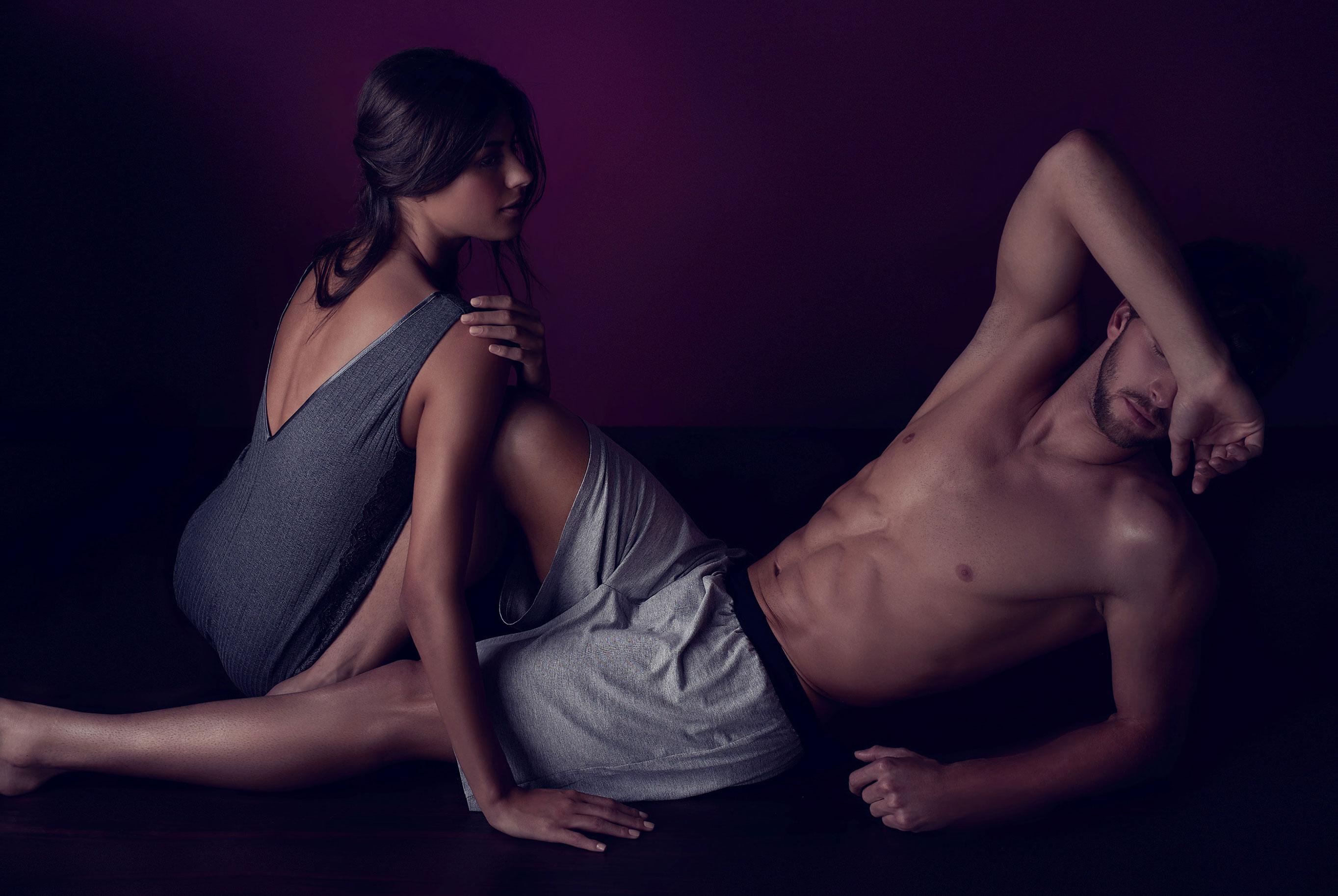 Талита Пирез в нижнем белье Agua Fresca / фото 11