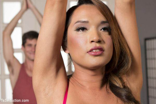 TSSeduction/Kink: Jessica Fox - Pay for your yoga class with a cream pie! (HD) - 2020