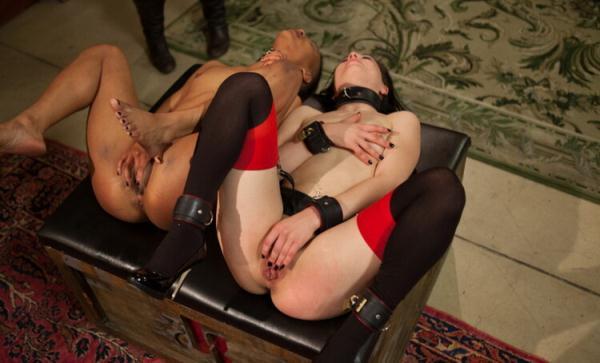 TheUpperFloor/Kink: Juliette March, Nikki Darling - Anal Game Night (HD) - 2020