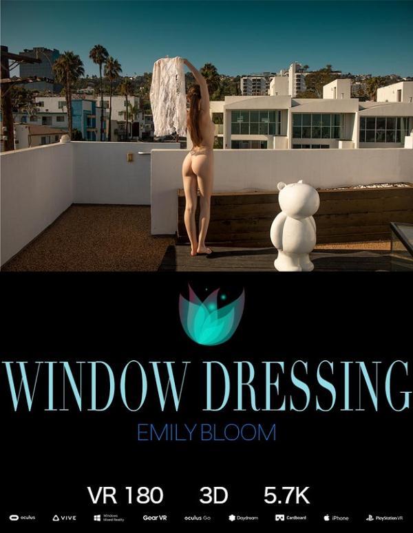 Emily Bloom - Window Dressing [UltraHD/4K 2880p] 2020