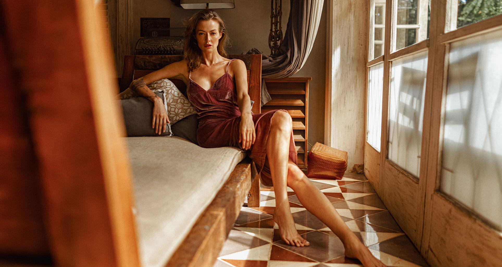 Наташа Емельяненко отдыхает на Бали / фото 05