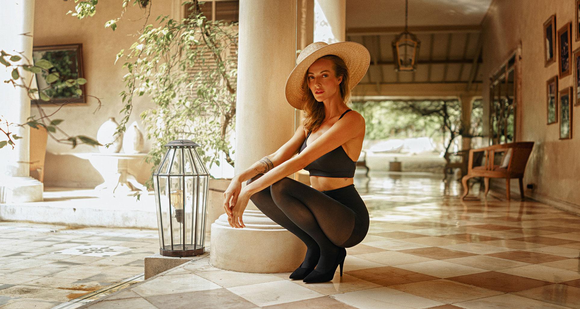 Наташа Емельяненко отдыхает на Бали / фото 07