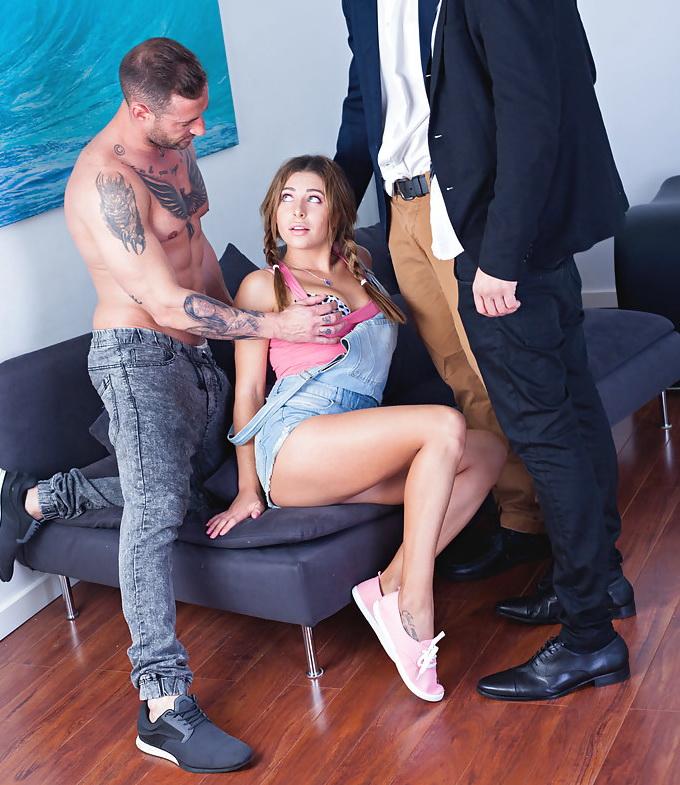 Ally Jones aka Ally Breelsen - Real wild anal fucking for a blonde slut (SD 432p) - HardFuckGirls/HardFuckTales/WTFPass - [2020]