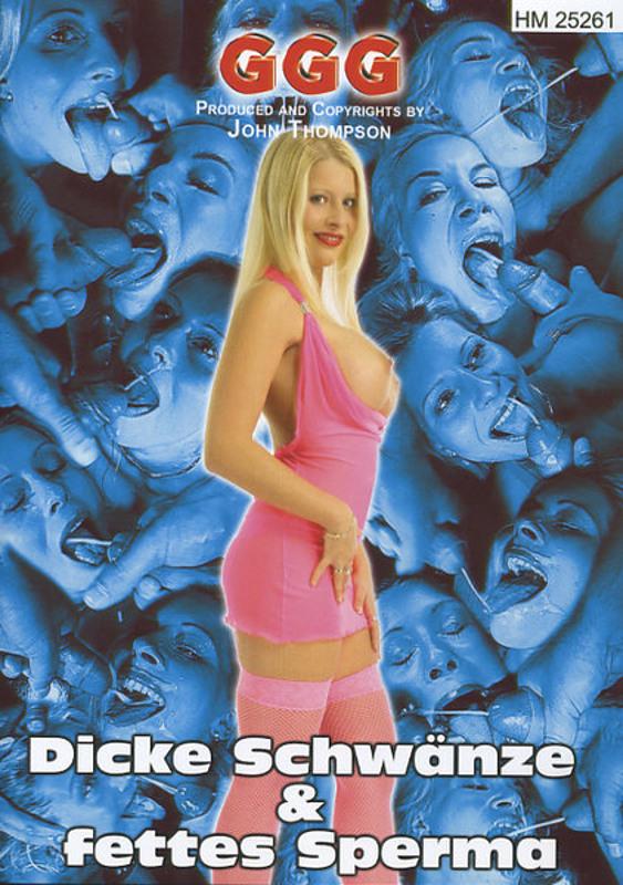 Melanie - Dicke Schwaenze und fettes Sperma (GGG) SD 384p