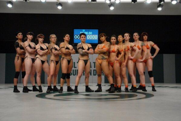 DragonLily , Syd Blakovich , Tia Ling , Bella Rossi , Mistress Kara , Cheyenne Jewel , Izamar Gutierrez , Serena Blair - Super Mega Awesome Battle Dream Supreme 12 girls 6 rounds 1 fuckfest (HD 720p) - UltimateSurrender/Kink - [2020]