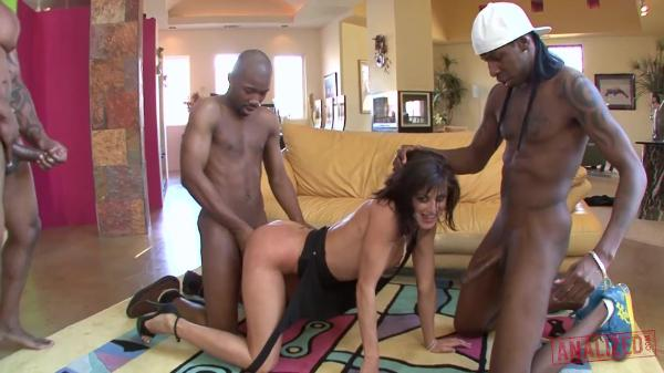 Analized – Cecilia Vega – BBC Anal Domination