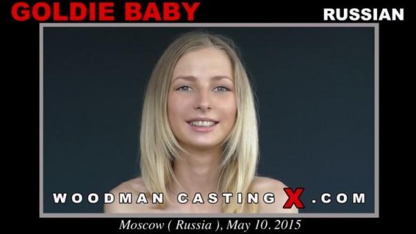 WoodmanCastingX: Goldie Baby - Casting X 145 (FullHD) - 2020