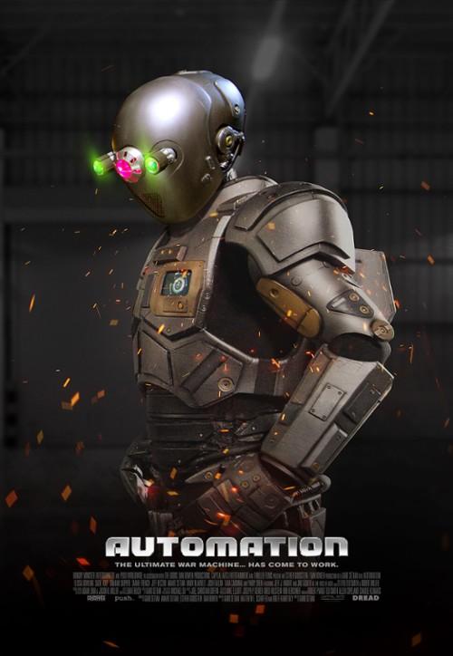 Nie drażnij robota / Automation (2019) PLSUBBED.WEB-DL.XViD-OzW / Napisy PL