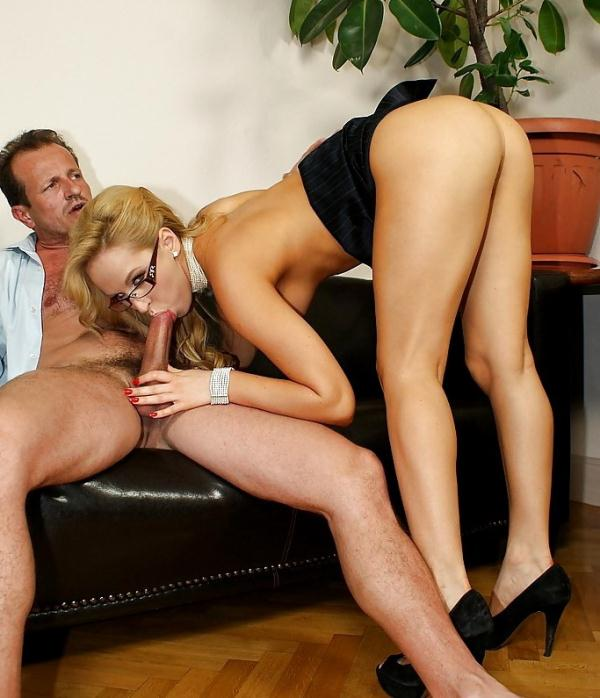 DailySexDose/21Sextury: Aleska Diamond - Sexy Secretary Screwed (SD) - 2020