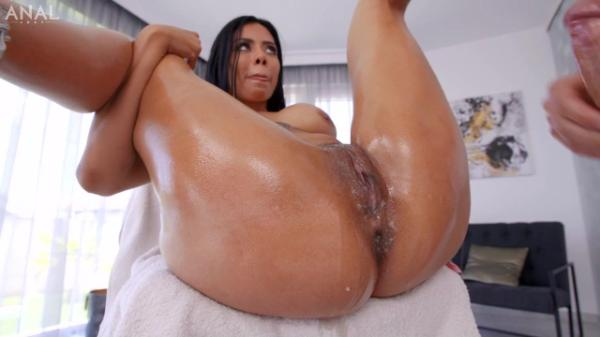 Anal Just Canela Skin – Slutty Big Booted Gets The Anal Treatment