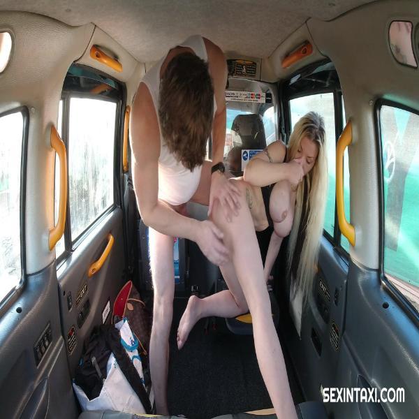 Sex In Taxi E13 Barbie Sins CZECH