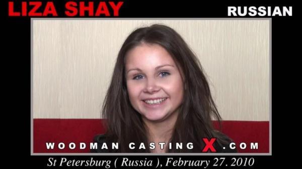 Casting - Liza Shay [WoodmanCastingX] (FullHD 1080p)