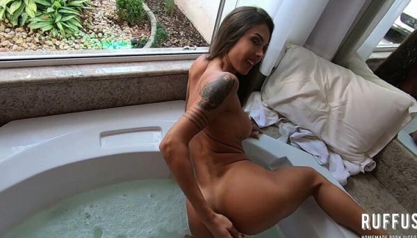 BobbyRuffus ( Ana Rothbard ) - Fucking the Ass of the Hot Lover in the Bathtub [FullHD 1080p] 2021