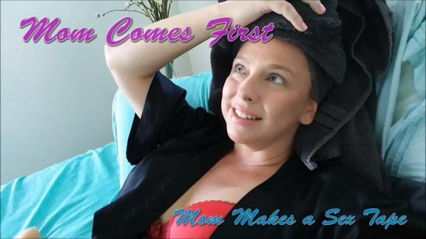 Mom Makes a Sex Tape - Brianna Beach [Mom Comes First/Clips4Sale] (HD 720p)