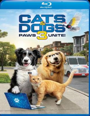 Cani E Gatti 3 - Zampe Unite (2020).avi BDRiP XviD AC3 - iTA