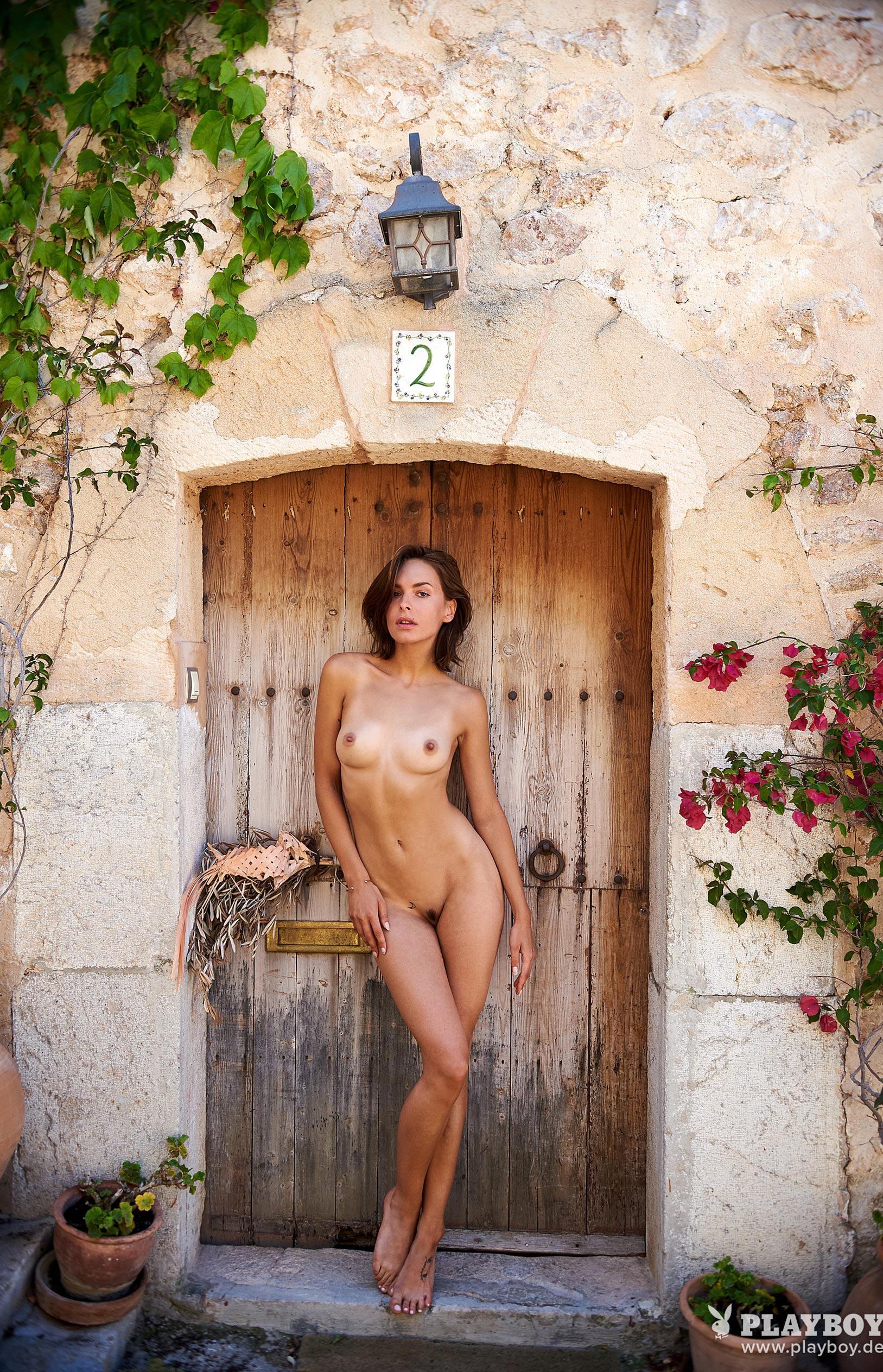 Оливия Пельцер - Девушка месяца Playboy Германия, сентябрь 2018 / фото 22