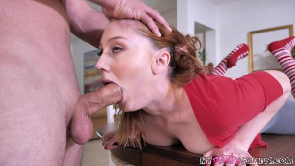 My Pervy Family – Arietta Adams Step – Uncle Tickles makes Step Niece Squirt for XMAS  2160p